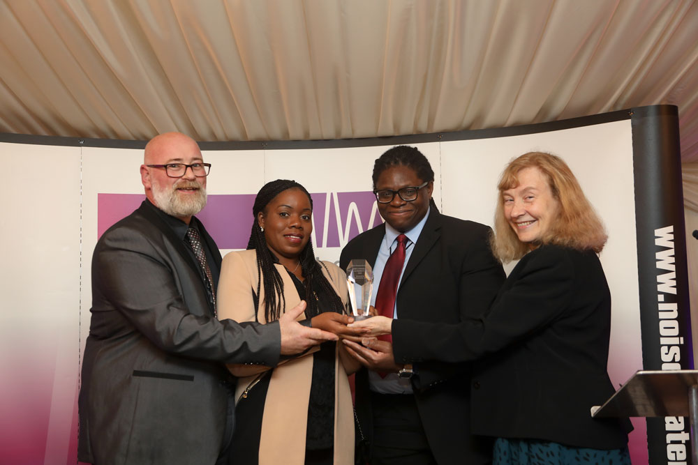 Lambeth Council: Local Authority Award Highly Commended