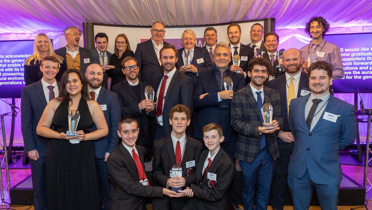 John Connell Award Winners 2021